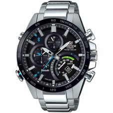 Casio Edifice Bluetooth Solar Blue Bracelet Smartwatch EQB-501XDB-1AER