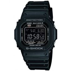 Casio G-Shock Sports Digital Chronograph Black Strap Watch GW-M5610-1BER