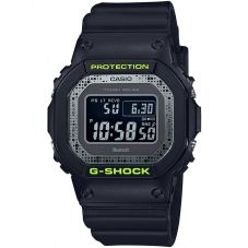 Casio G-Shock Black Digital Camouflage Solar Smartwatch GW-B5600DC-1ER