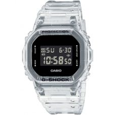 Casio G-Shock Skeleton Series Watch DW-5600SKE-7ER