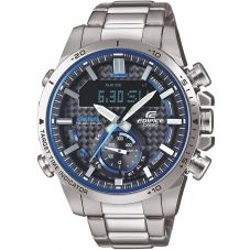 Casio Edifice Bluetooth Solar Blue Bracelet Smartwatch ECB-800D-1AEF