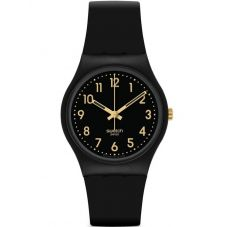 Swatch Unisex Golden Tac Watch GB274