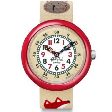 Flik Flak Tilly Lou'n Buster Watch FBNP139