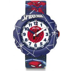 Flik Flak Spider Man In Action Watch FLSP012