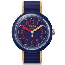 Flik Flak Color Blast Blue Watch FPNP043