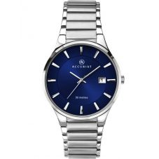 Accurist Mens Signature Blue Watch 7217