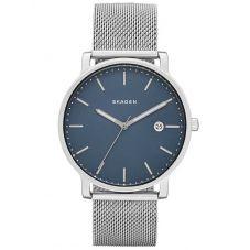 Skagen Mens Hagen Mesh Bracelet Watch SKW6327