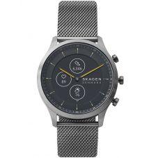 Skagen Mens Jorn Hybrid HR Grey Smartwatch SKT3002