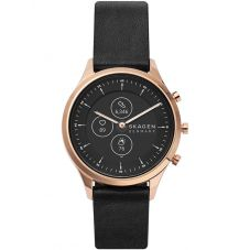 Skagen Ladies Jorn Hybrid HR Black Smartwatch SKT3102