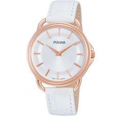 Pulsar Ladies Dress Strap Watch PM2104X1