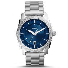 Fossil Mens Machine Bracelet Watch FS5340