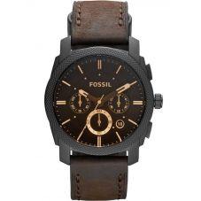 Fossil Machine Chronograph Strap Watch FS4656