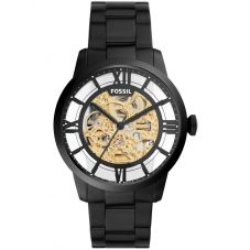 Fossil Townsman Black Bracelet Watch ME3197