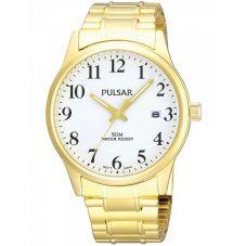 Pulsar Mens Bracelet Watch PS9014X1