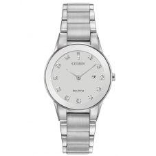 Citizen Ladies Axiom Diamond Bracelet Watch GA1050-51B
