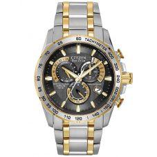 Citizen Mens PCAT Bracelet Watch AT4004-52E