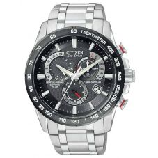 Citizen Mens PCAT Sapphire Bracelet Watch AT4008-51E