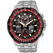 Citizen Mens Promaster Skyhawk A-T Red Arrows Bracelet Watch JY0110-55E