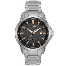 Citizen Mens Titanium Bracelet Watch AW1490-50E