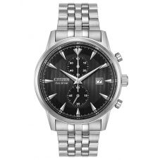 Citizen Mens Corso Bicompax Chronograph Bracelet Watch CA7000-55E