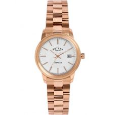 Rotary Ladies Avenger Rose Gold Watch LB02739/06