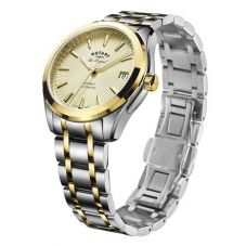 Rotary Ladies Les Originales Automatic Bracelet Watch LB90166/03