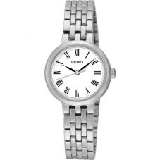 Seiko Ladies Discover More Silver Bracelet Watch SRZ461P1