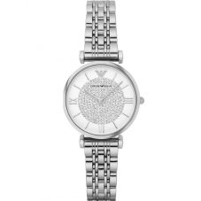 Emporio Armani Ladies Steel Bracelet Watch AR1925