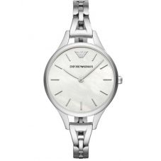 Emporio Armani Ladies Steel Bracelet Watch AR11054