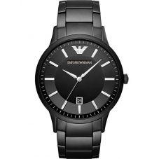 Emporio Armani Mens Black Watch AR11079