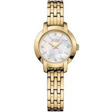BOSS Ladies Success Gold Bracelet Watch 1502381