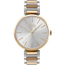 BOSS Ladies Allusion Two Tone Bracelet Watch 1502417