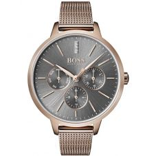 BOSS Ladies Symphony Rose Bracelet Watch 1502424