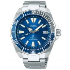 Seiko Mens Prospex Save The Ocean Automatic Blue Dial Bracelet Watch SRPD23K1