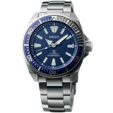 Seiko Mens Prospex Divers Automatic Blue Bracelet Watch SRPB49K1