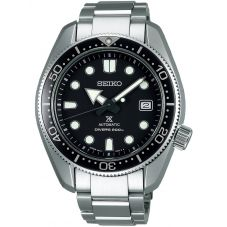 Seiko Mens Prospex Sea Automatic Black Bracelet Watch SPB077J1