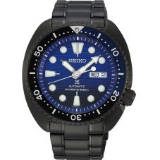 Seiko Mens Prospex Save The Ocean Black Bracelet Watch SRPD11K1