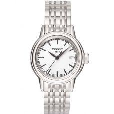 Tissot Ladies T-Classic Carson Bracelet Watch T085.210.11.011.00