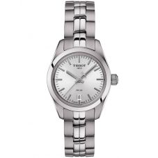 Tissot Ladies T-Classic PR-100 Silver Watch T101.010.11.031.00