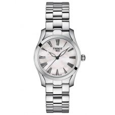 Tissot Ladies T-Wave Mother of Pearl Bracelet Watch T112.210.11.113.00