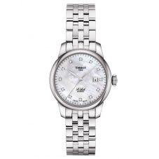 Tissot Ladies T-Classic Le Locle Automatic Lady Diamond Bracelet Watch T006.207.11.116.00