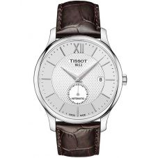 Tissot Mens T-Classic Tradition Strap Watch T063.428.16.038.00
