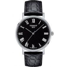 Tissot Mens T-Classic Everytime Medium Black Watch T109.410.16.053.00