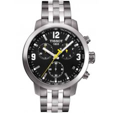 Tissot Mens T-Sport PRC-200 Chronograph Watch T055.417.11.057.00