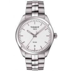 Tissot Mens T-Classic PR-100 Bracelet Watch T101.410.11.031.00