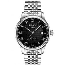Tissot Mens T-Classic Le Locle Powermatic 80 Bracelet Watch T006.407.11.053.00