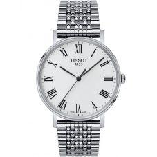 Tissot Mens T-Classic Everytime Medium Silver Watch T109.410.11.033.00
