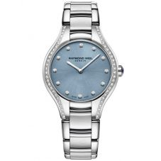 Raymond Weil Ladies Noemia Diamond Watch 5132-STS-50081