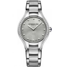 Raymond Weil Ladies Noemia Diamond Watch 5132-STS-65081