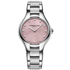 Raymond Weil Ladies Noemia Diamond Bracelet Watch 5132-ST-080081